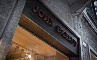 JOHN BARRITT STORE